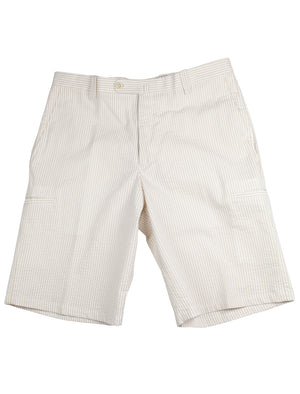 La Quinta Welt Side Pockets - Khaki & White