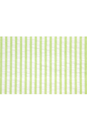 Del Mar 6 Pocket Cargo - Lime & White