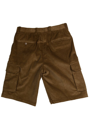 Del Mar 6 Pocket Cargo - Light Brown