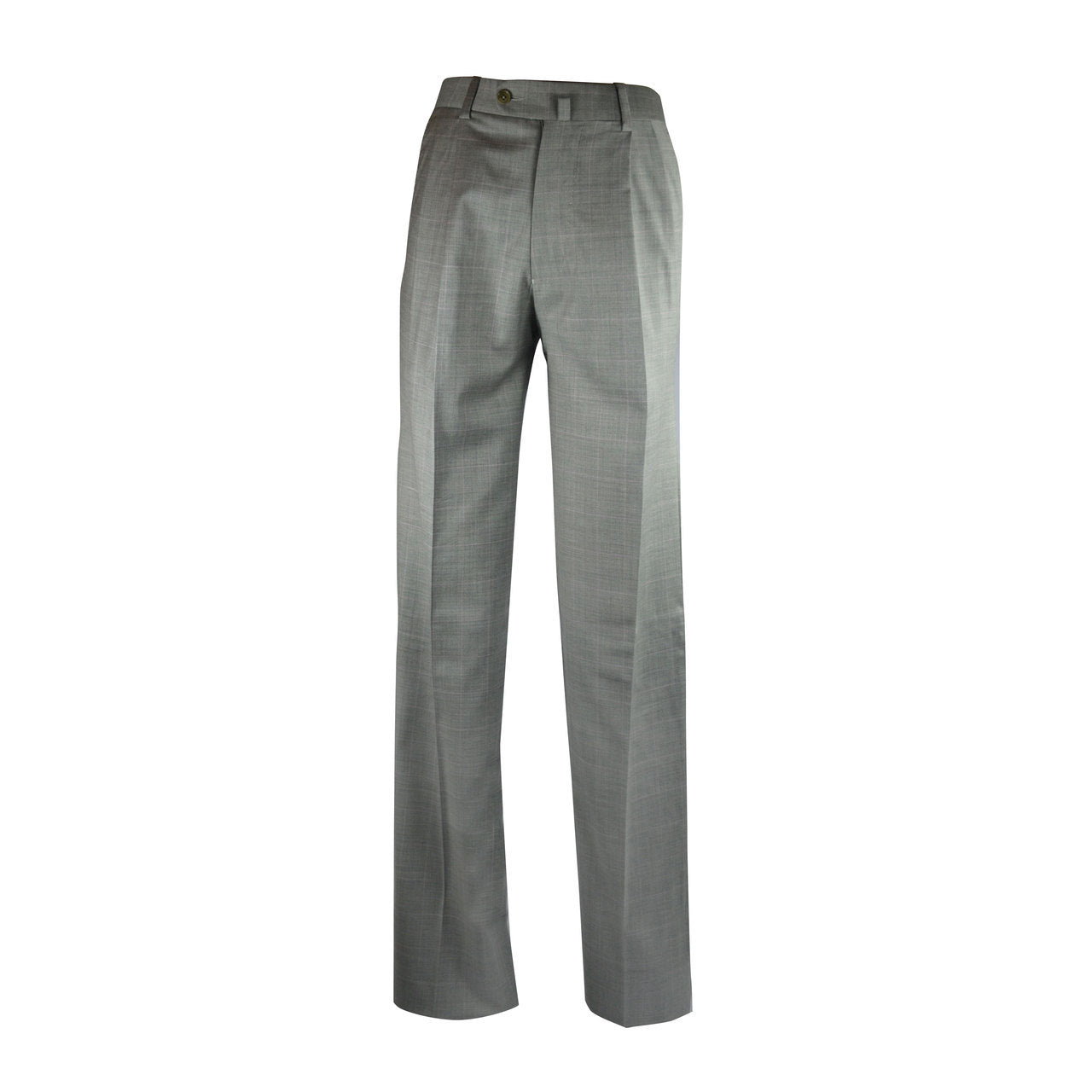 Newport Pleated Front Trouser - Mist