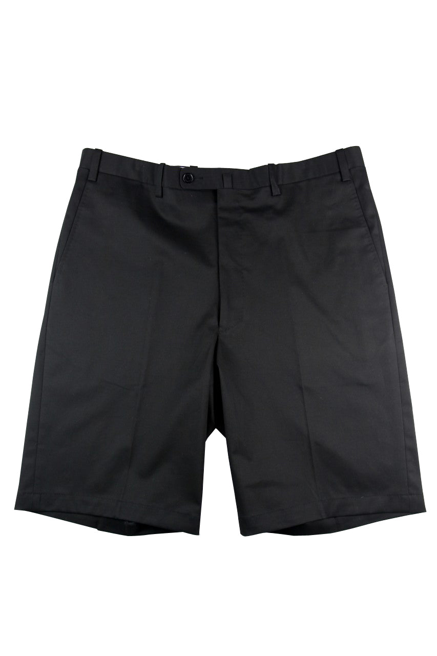Laguna Trim Fit Golf Short - Black