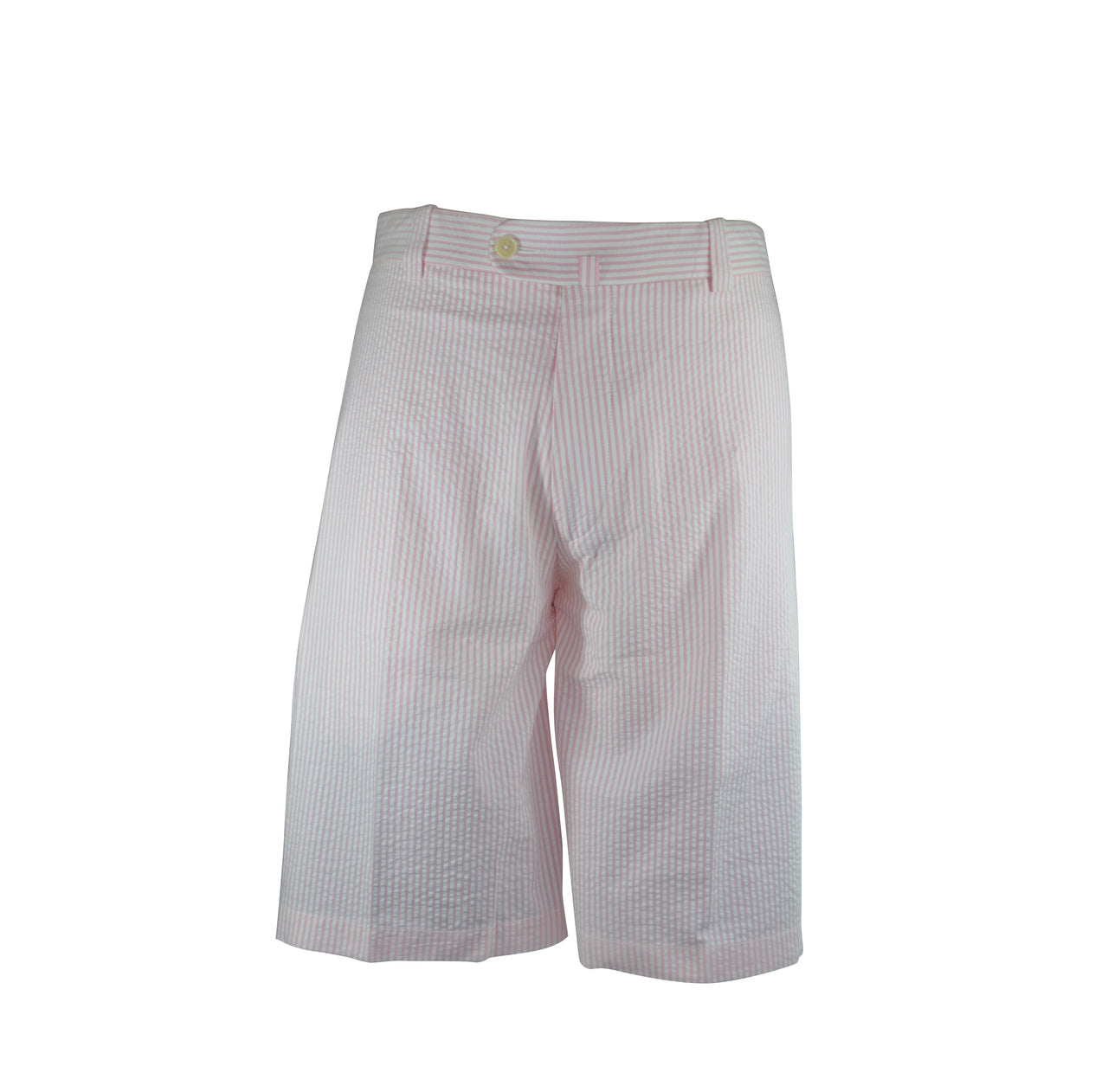 Monterey Flat Front Shorts - Pink