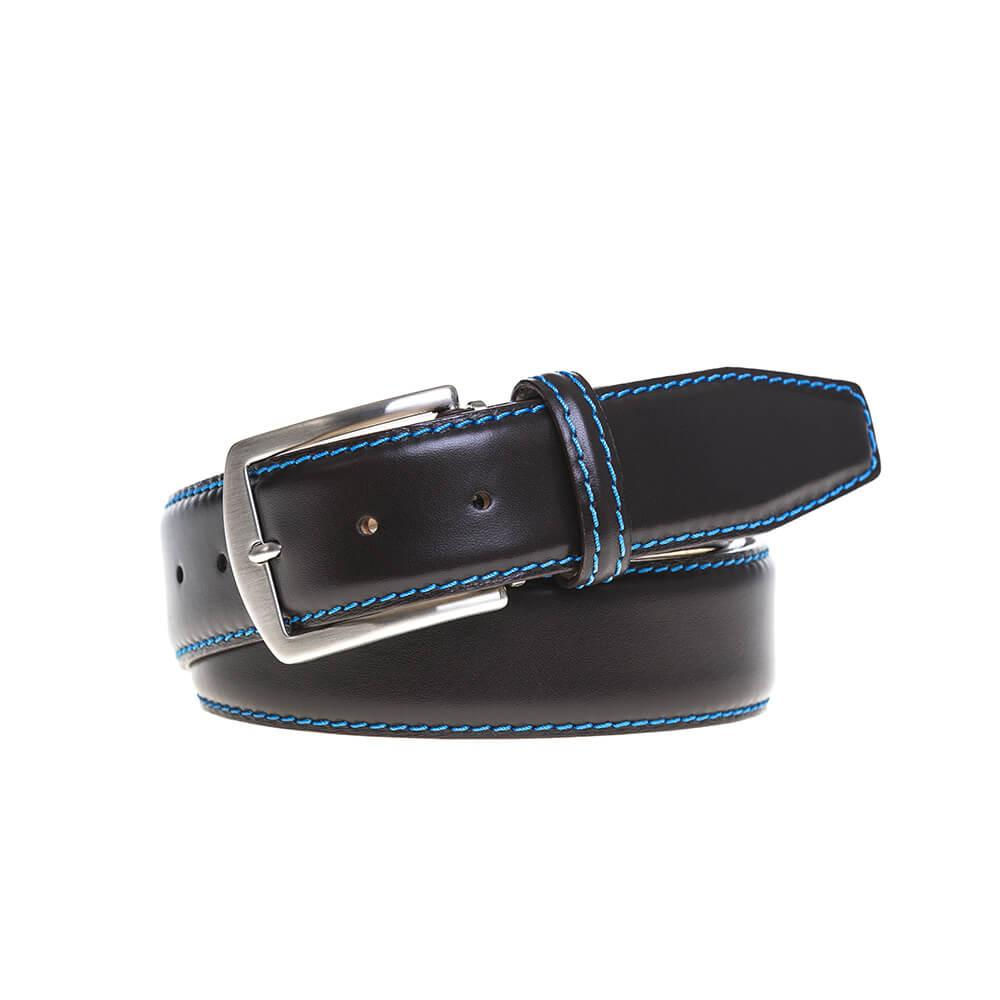 French Calf Belt - Brown