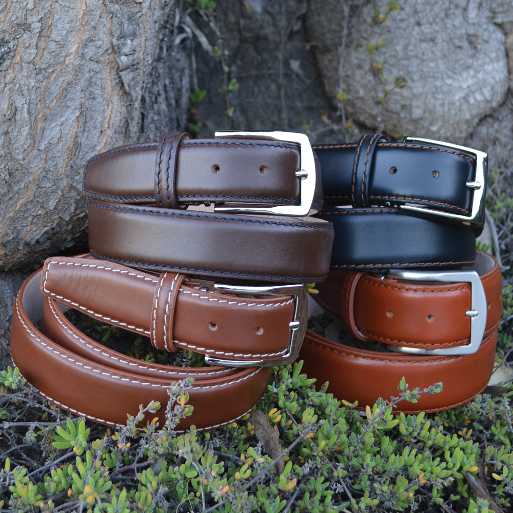 French Calf Belt - Turtan
