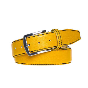 Pebble Grain Belt - Yellow