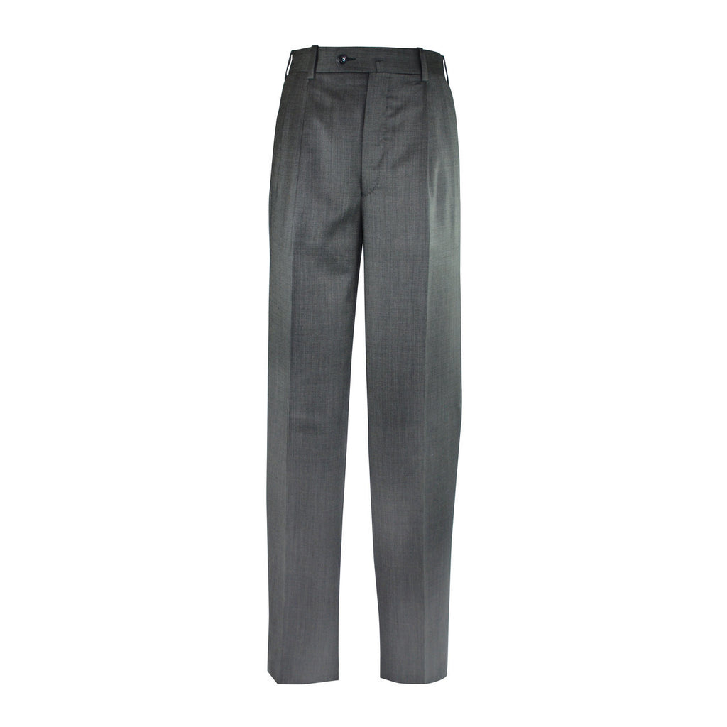 Newport Pleated Front Trouser - BW Screen