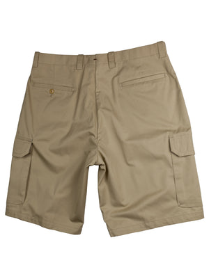 Del Mar 6 Pocket Cargo - Khaki