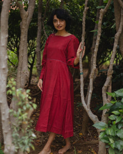 Marooned Midi Dress