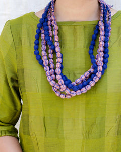 Zoe Udupi Strings Necklace