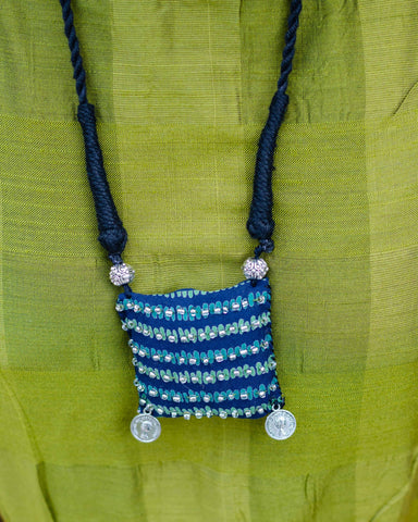 Ishi Embroidered Neckpiece