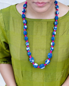 Aza Beaded Neckpiece