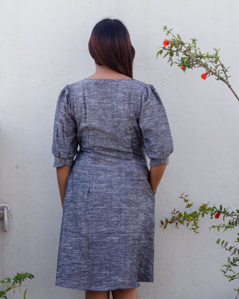 Wren Wrap Dress
