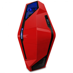 PHANTOM 410 ENTHUSIAST MIDI TOWER CASE - RED