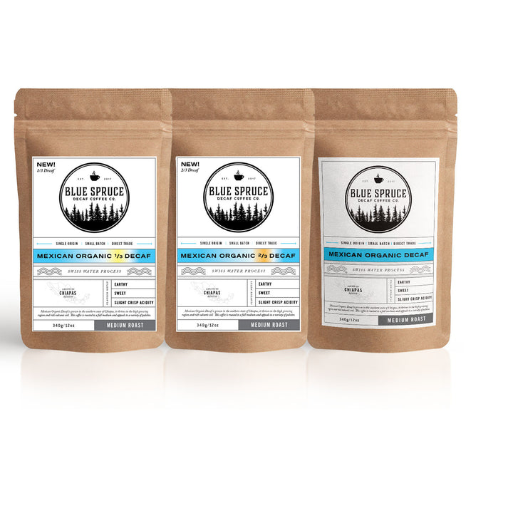COMING SOON - Decaf Transitions 3-Pack
