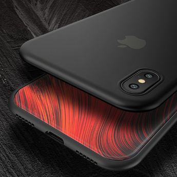 iPhone X 0.6mm Ultra-thin Soft Case Cover