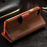 Luxury Wallet Case with Stand and Card Holder for iPhone 8 and 8 Plus