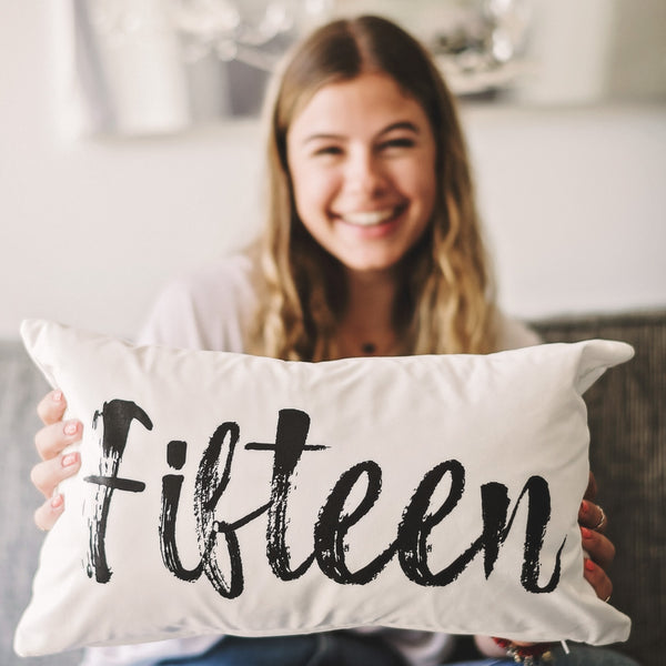 'Fifteen' Cushion