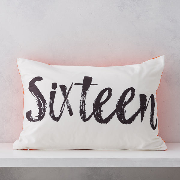 'Sixteen' Cushion
