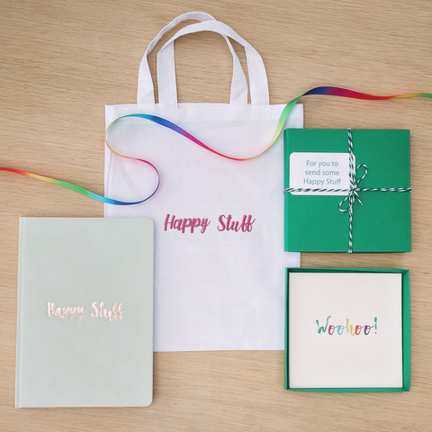 Happy Stuff Gift Set
