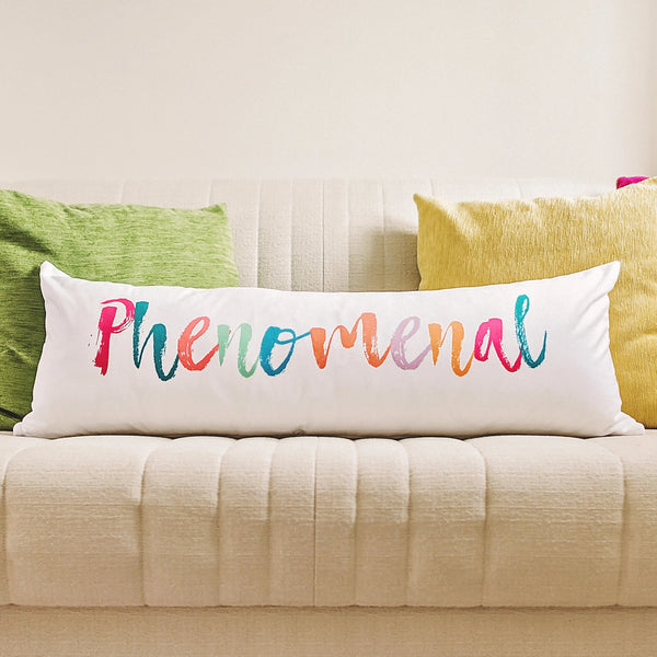 You Are... Positivity Cushion