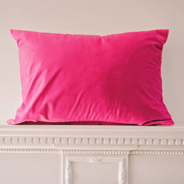 Personalised Name Velvet Cushion