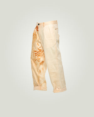 Rusted Twill Pant