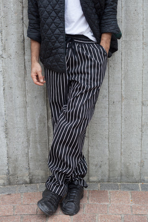 Mercer Pant (Pin Stripes)