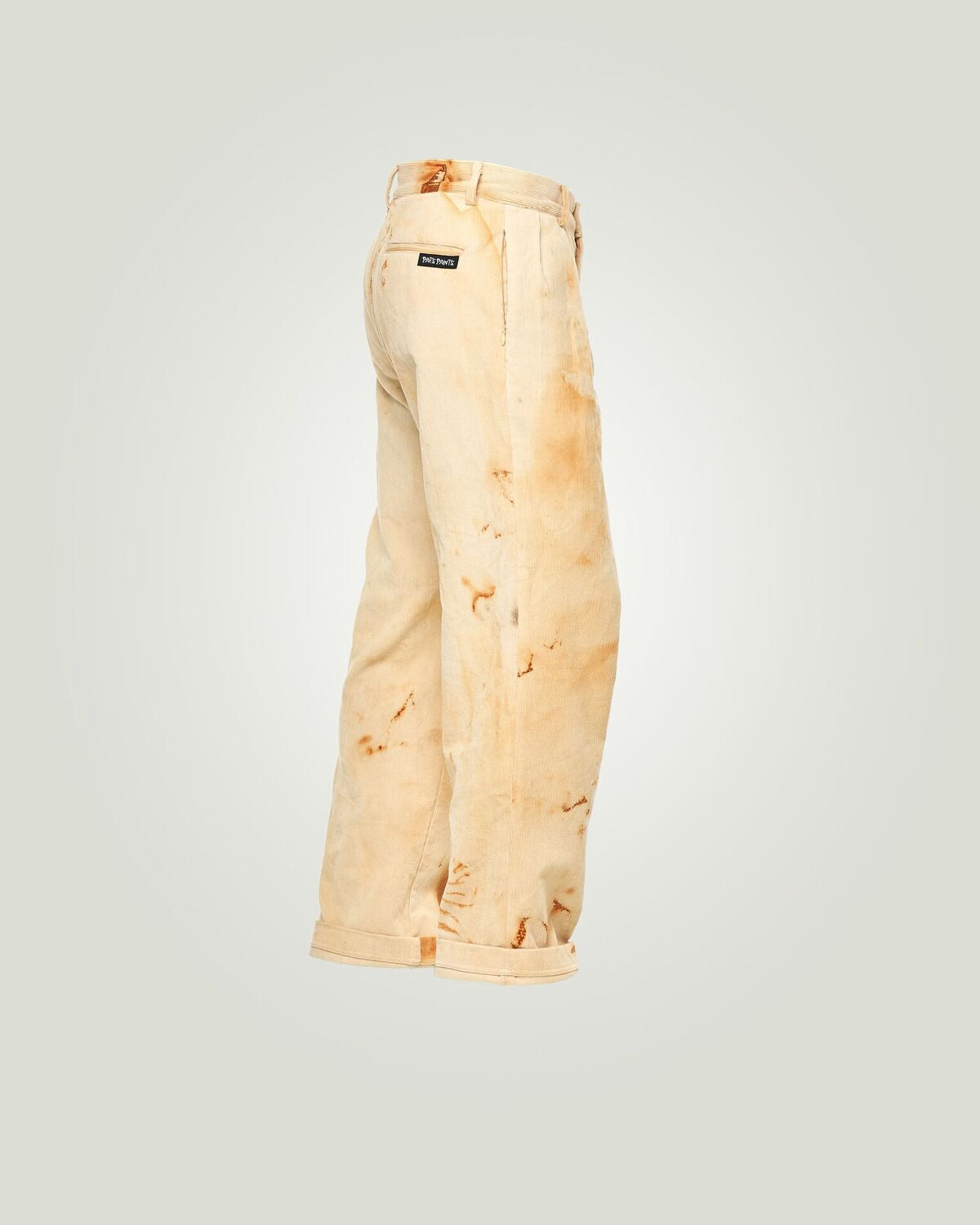 Rusted Corduroy Pant
