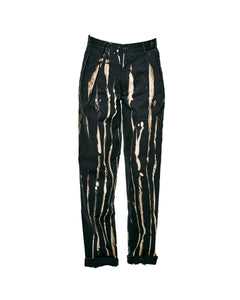 Bone Stripes Hester Pant