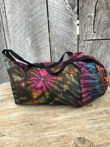 Hand Made Thai Tie Dye Boho Day Bag No. 4 - TTD