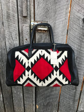 Jagged Diamonds Duffel - MZ