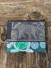 Thai Hand Made  Silk Coin Purse no. 7