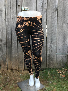 Super Soft Thai Tie Dye Leggings - one size No. 11