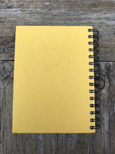 Large Notebook T-Rex Yellow - Ellie Poo
