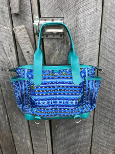 Vintage Handmade Classic Convertible Day Bag no. 17