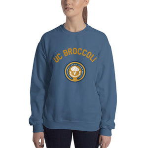 UC Broccoli Unisex Sweatshirt