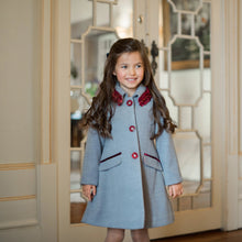 AW19 Piccola Speranza Grey Jewel Coat