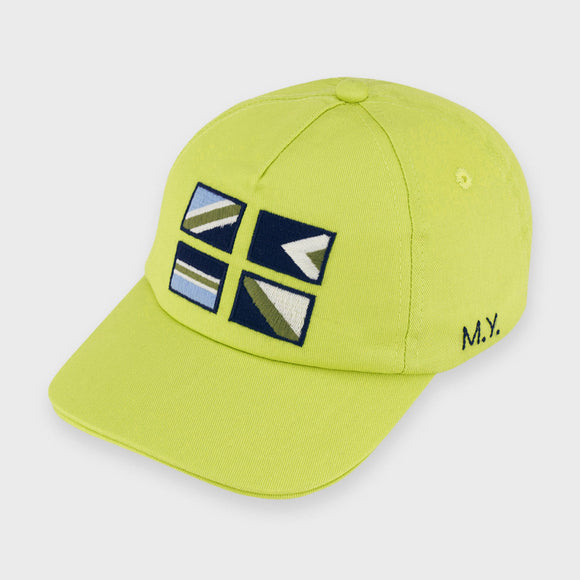 Mayoral Boys Flags Lemongrass Cap - 10066