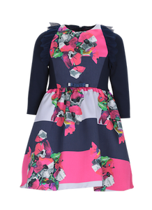 SALE LiaLea Floral Print Dress