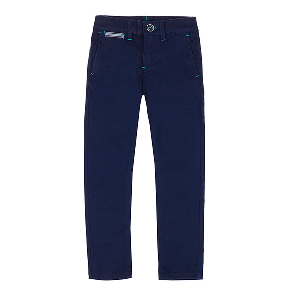 UBS2 Boys Navy Chino Trousers