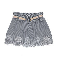SS19 UBS2 Girls New York Skirt Set