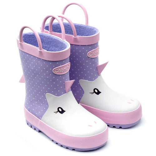 Chipmunks Wellington Boots - Una Unicorn