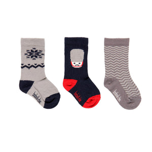 SALE Boboli Soldier Sock Set