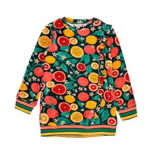 AW19 Boboli Winter Fruits Girls Dress
