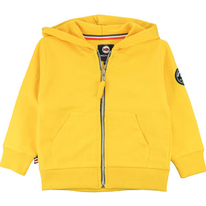 Week-End A La Mer Yellow Hoodie Jacket