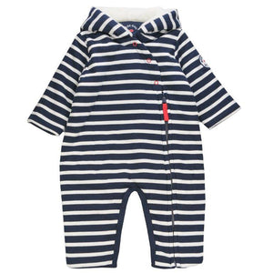 AW19 Week-end a la Mer Canada Stripe Baby Suit