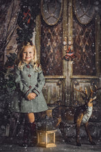 Piccola Speranza Grey Princess Jewel Coat