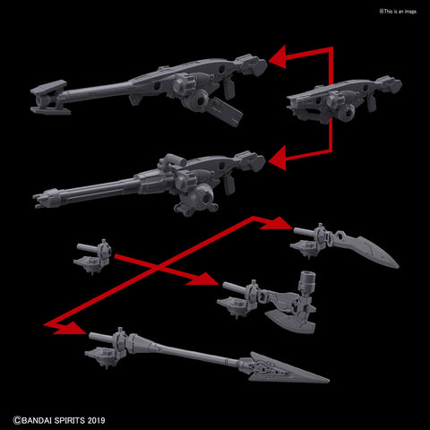 Pre-Order 30MM Porta Nova Option Weapon 1