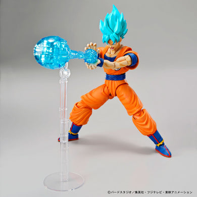 Dragon Ball Super: Super Saiyan God Super Saiyan Son Goku Figure-rise Standard Model Kit
