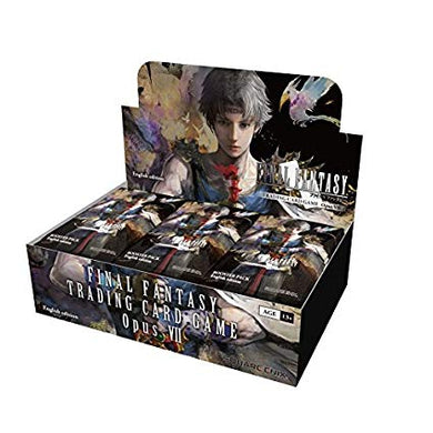 Final Fantasy TCG: Opus VII Booster Display Box